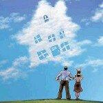 дом из облаков