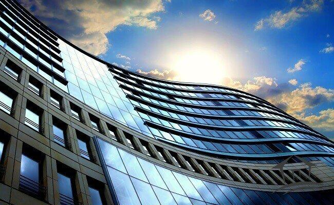Коммерческая недвижимость - офисное здание