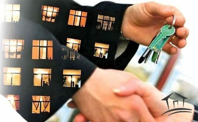 подарить квартиру с прописанными там людьми